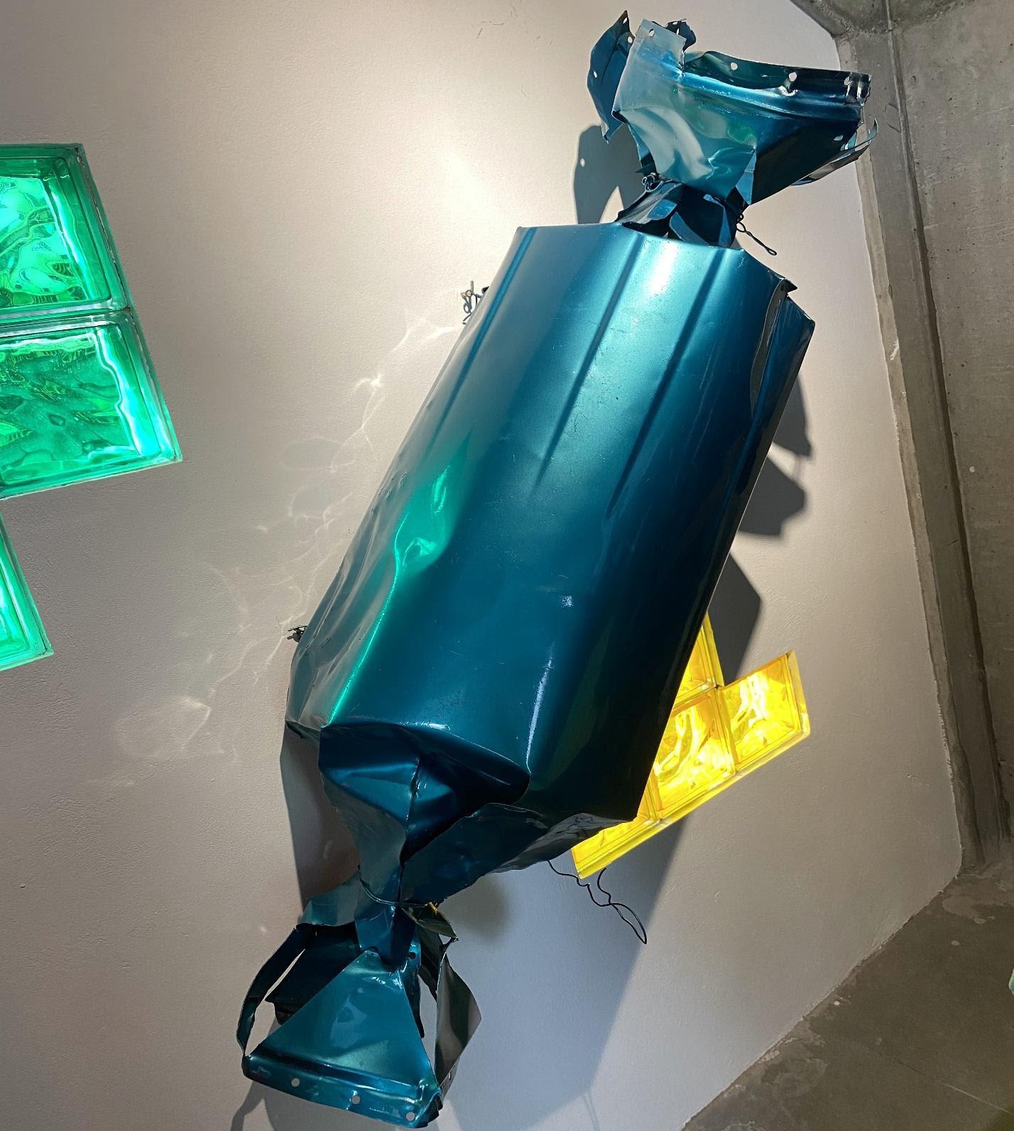 """Triển lãm """"Ống thở"""" - giao thoa tinh hoa kiến trúc nhà ống với nghệ thuật đương đại - Ảnh 2."""