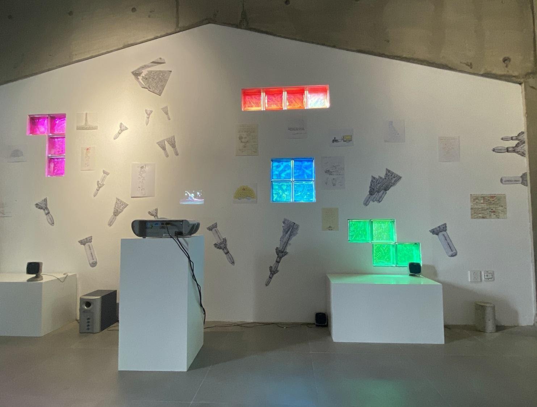 """Triển lãm """"Ống thở"""" - giao thoa tinh hoa kiến trúc nhà ống với nghệ thuật đương đại - Ảnh 3."""