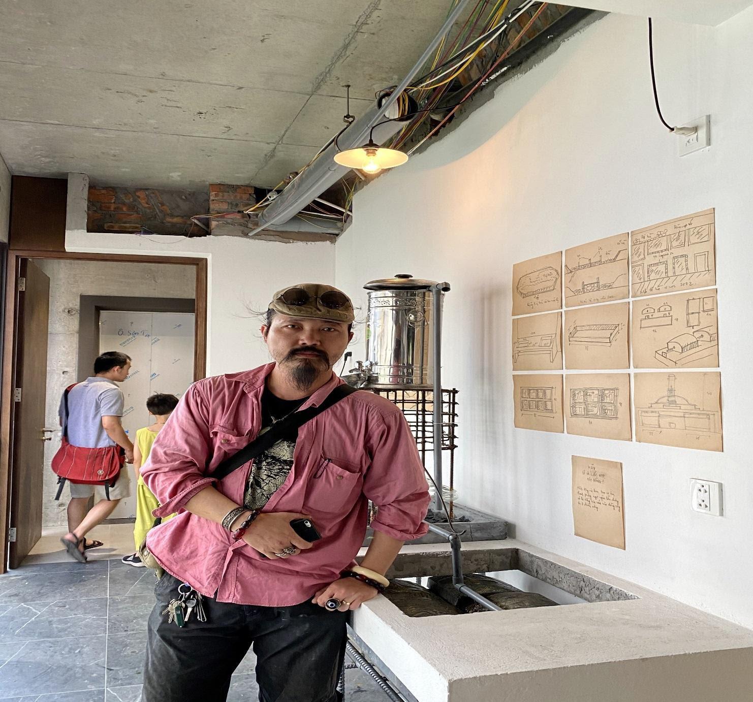 """Triển lãm """"Ống thở"""" - giao thoa tinh hoa kiến trúc nhà ống với nghệ thuật đương đại - Ảnh 4."""