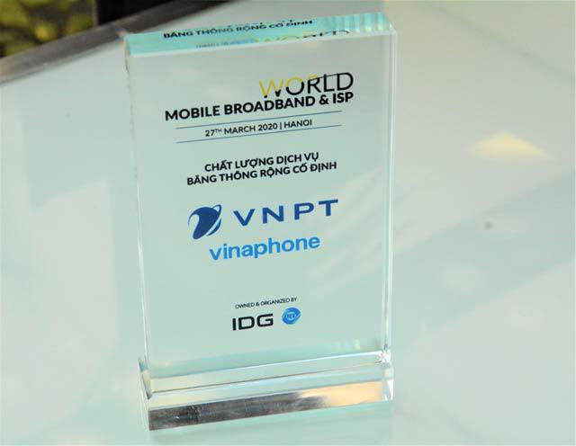 VNPT là đơn vị có chất lượng dịch vụ băng thông rộng cố định tốt nhất Việt Nam - Ảnh 1.