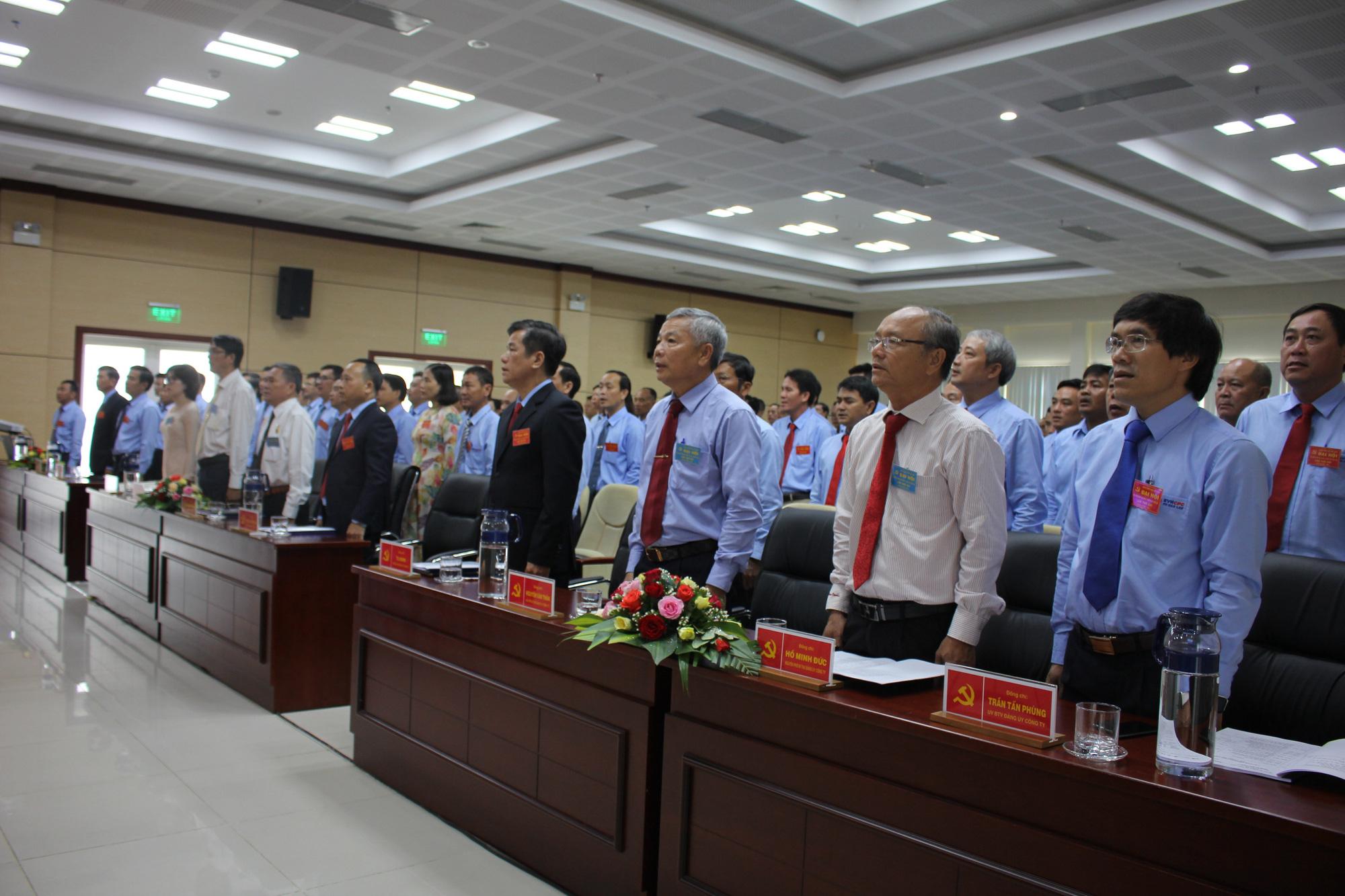 Công ty Điện lực Đắk Lắk tổ chức thành công Đại hội Đảng bộ lần thứ XVI, nhiệm kỳ 2020-2025 - Ảnh 2.