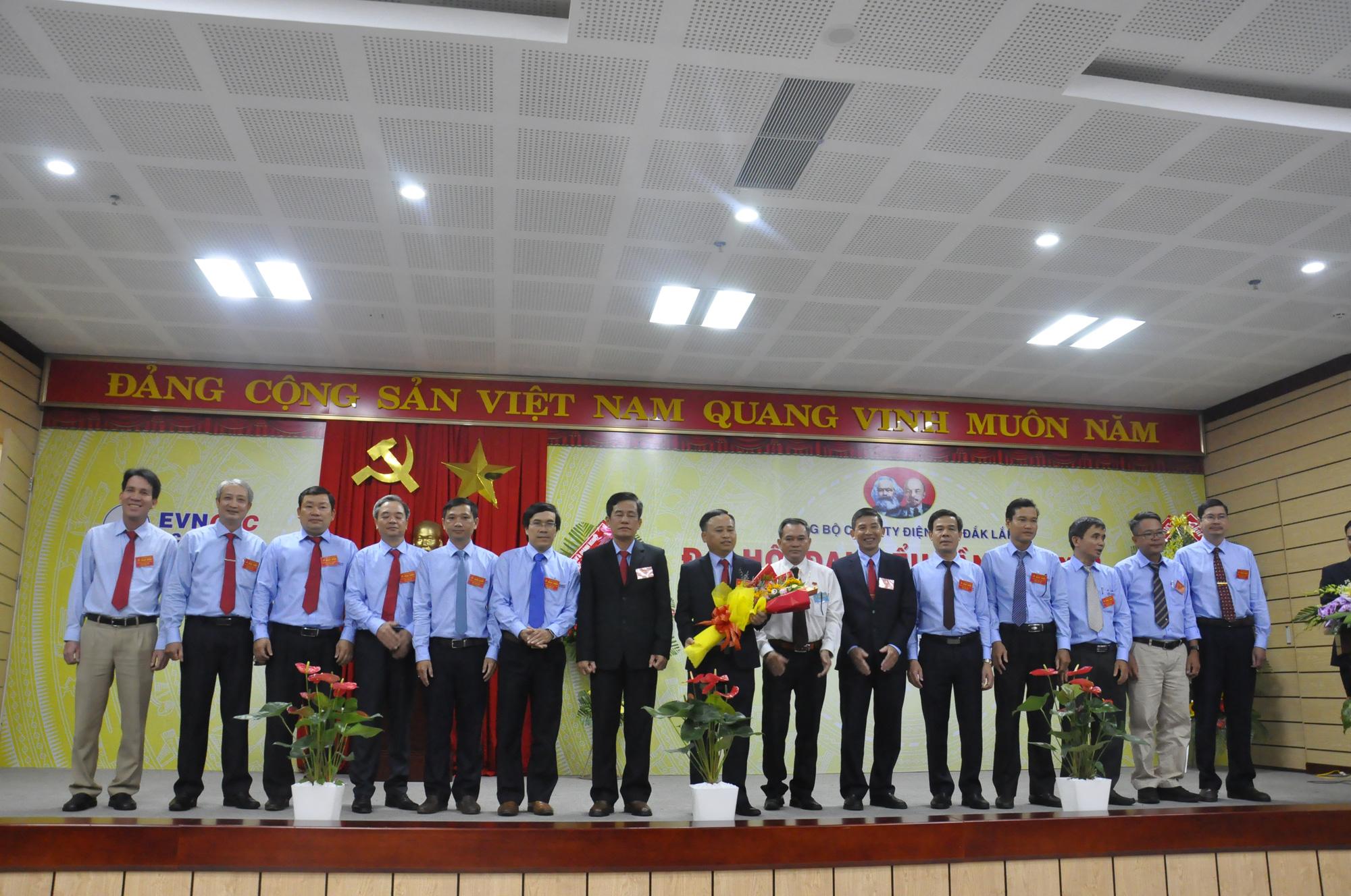 Công ty Điện lực Đắk Lắk tổ chức thành công Đại hội Đảng bộ lần thứ XVI, nhiệm kỳ 2020-2025 - Ảnh 3.