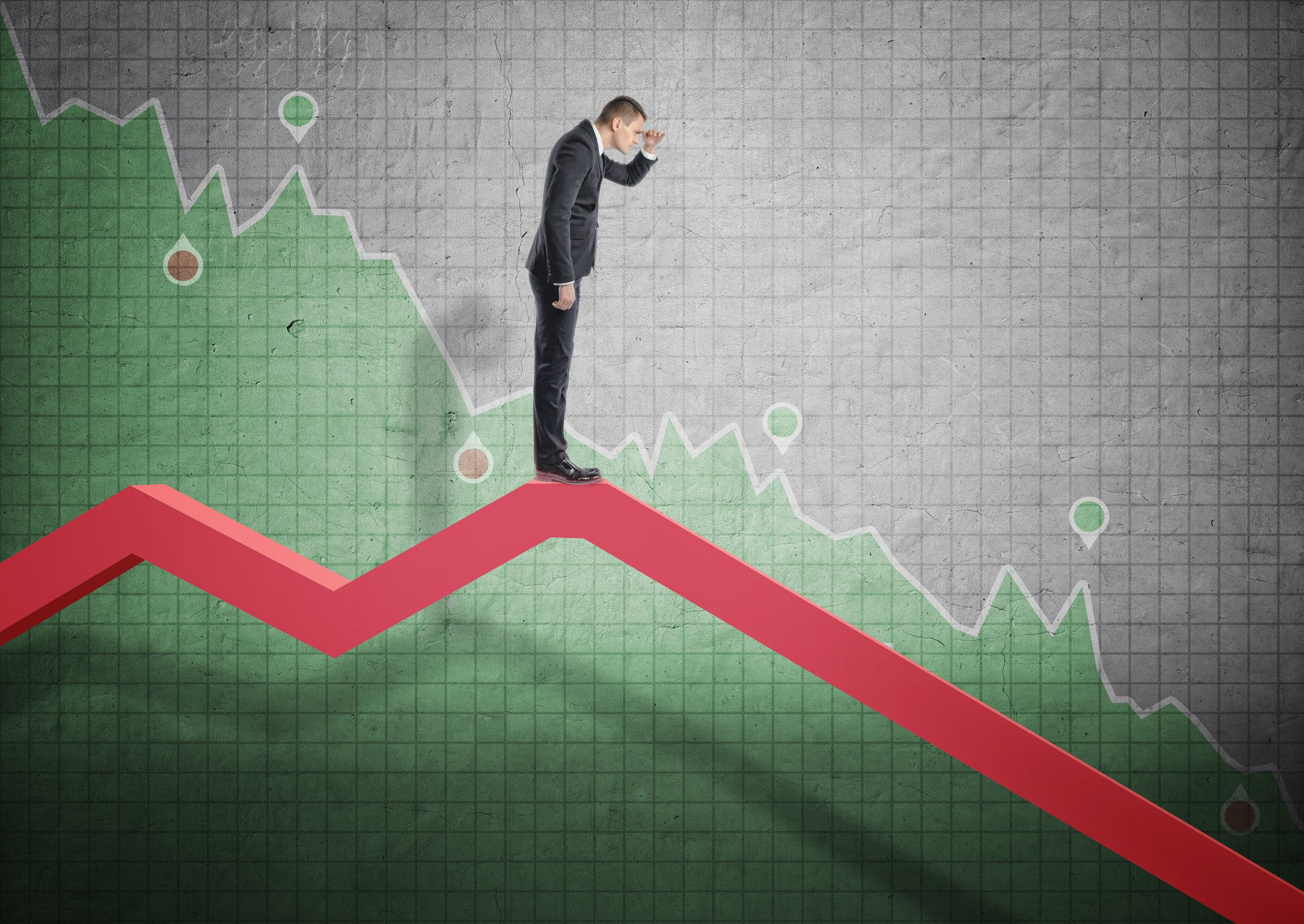 Thị trường chứng khoán 12/6 bước vào thời kỳ thoái trào? - Ảnh 1.