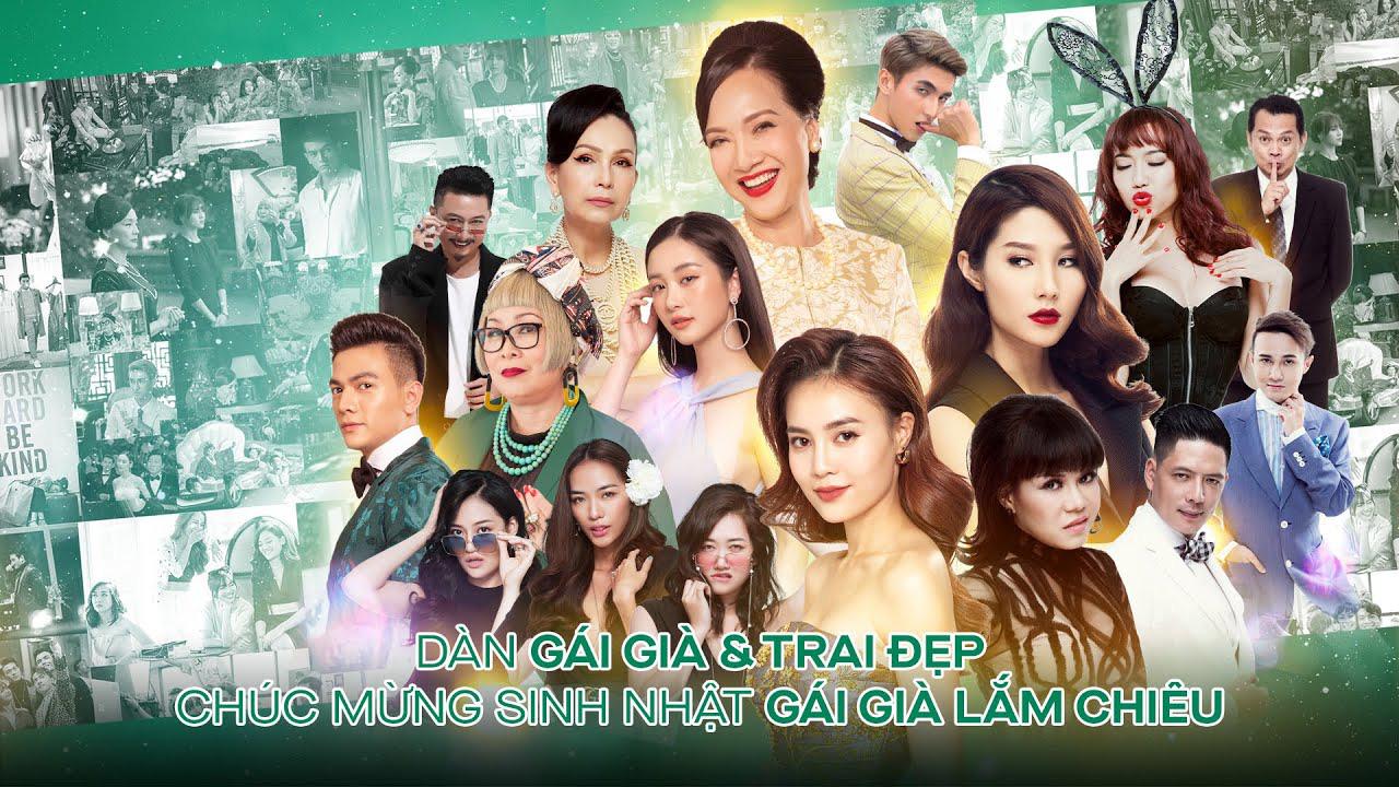 Ninh Dương Lan Ngọc, Diễm My 9X cùng dàn sao Việt chúc mừng sinh nhật Gái già lắm chiêu  - Ảnh 2.
