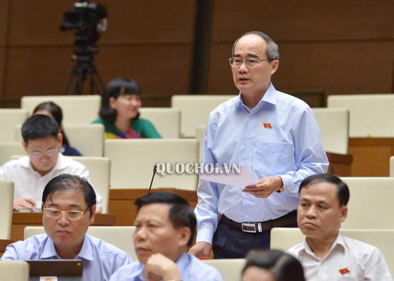 """Bí thư Nguyễn Thiện Nhân nói việc xử lý """"băng nhóm áo cam"""" náo loạn quán ốc - Ảnh 1."""
