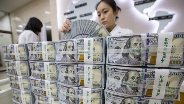 Tỷ giá ngoại tệ hôm nay 11/6: Đồng bạc xanh suy yếu - Ảnh 1.