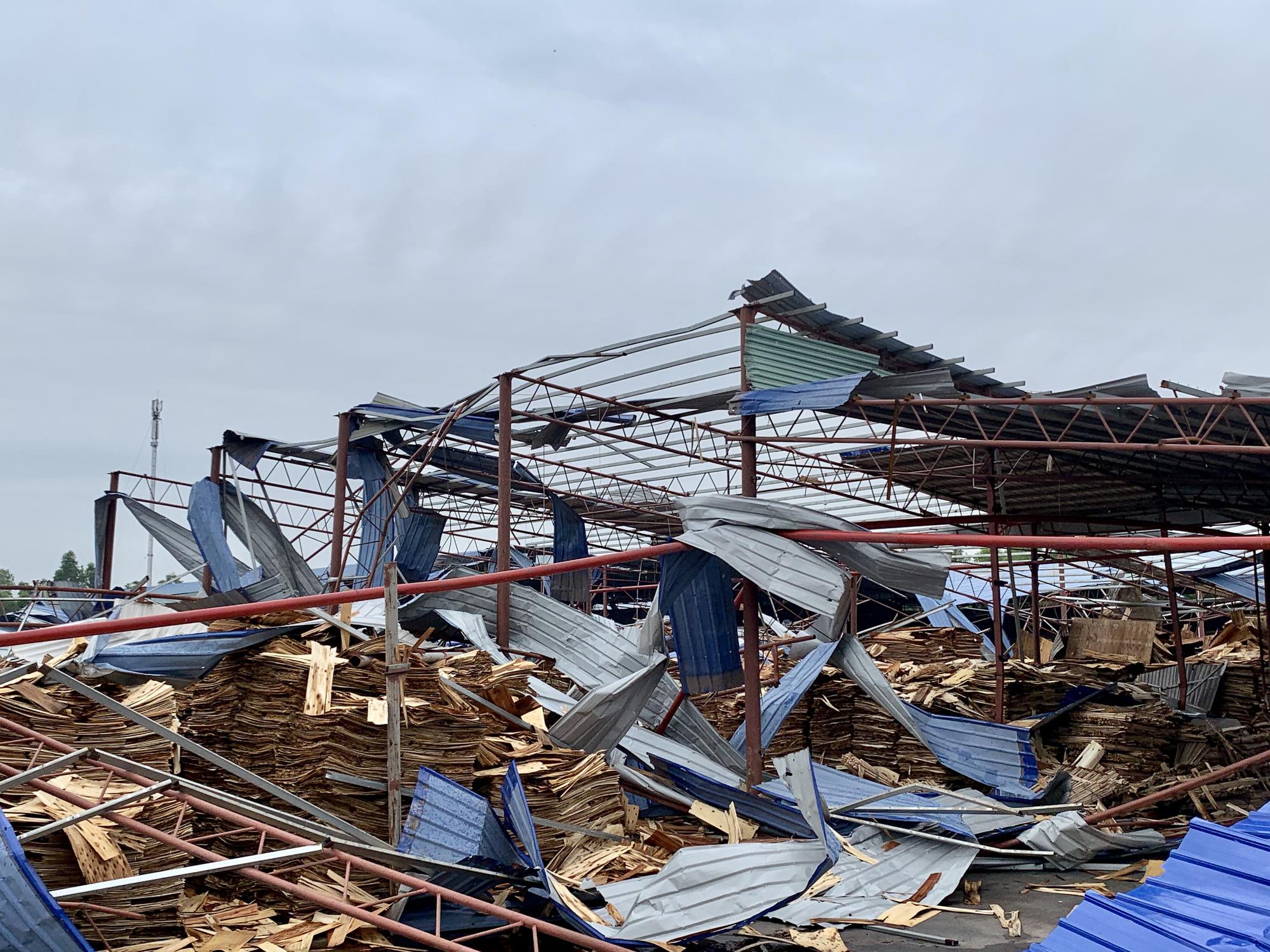 Lốc xoáy ở Vĩnh Phúc: Chuyên gia khí tượng lý giải ra sao? - Ảnh 1.