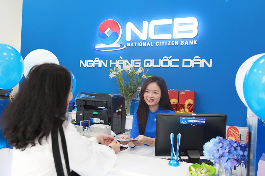 NCB khai trương phòng giao dịch Nhân Chính - Ảnh 2.