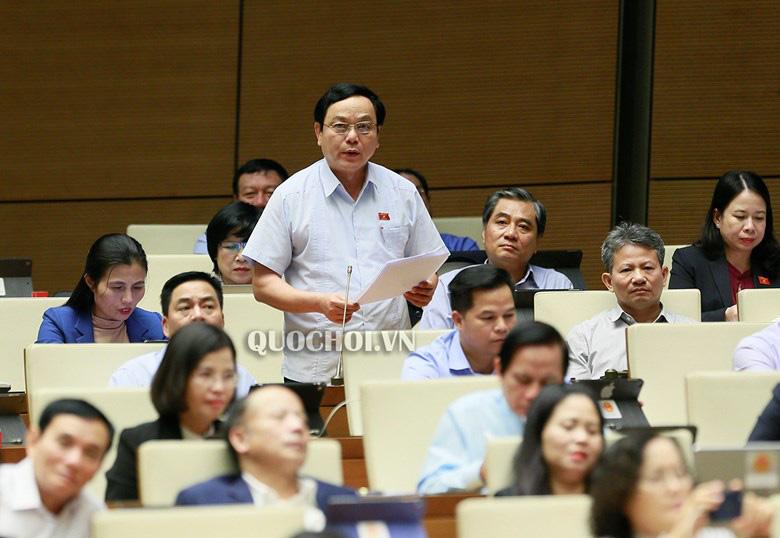 ĐBQH tranh luận tại Quốc hội khi nhắc tới vụ Hồ Duy Hải, vụ nhảy lầu tự tử ở Bình Phước - Ảnh 1.