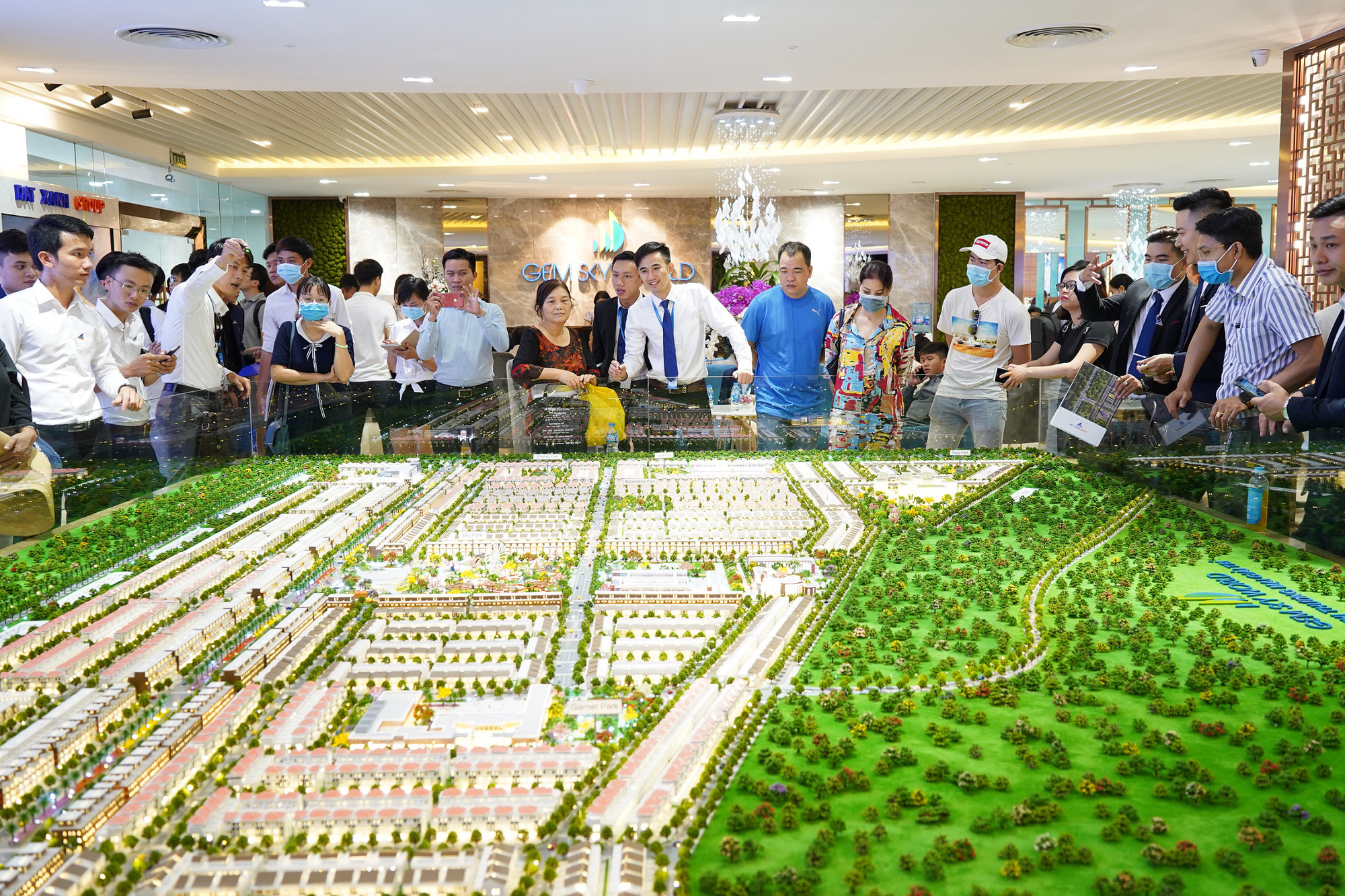 Đất Xanh chi hơn 1.000 tỷ đồng ưu đãi cho cổ đông - Ảnh 1.