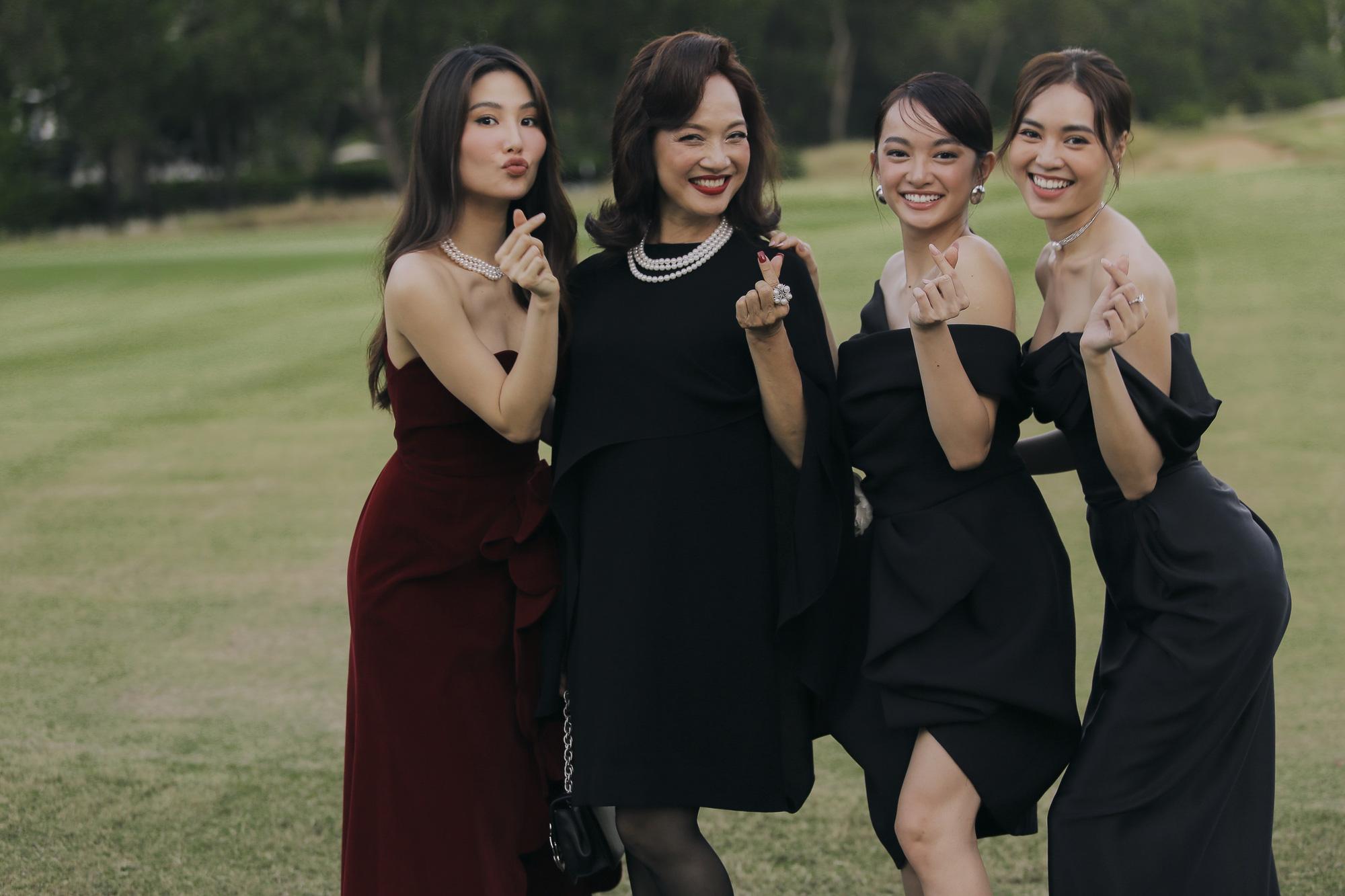 Ninh Dương Lan Ngọc tái ngộ NSND Lê Khanh, Diễm My 9X  - Ảnh 5.