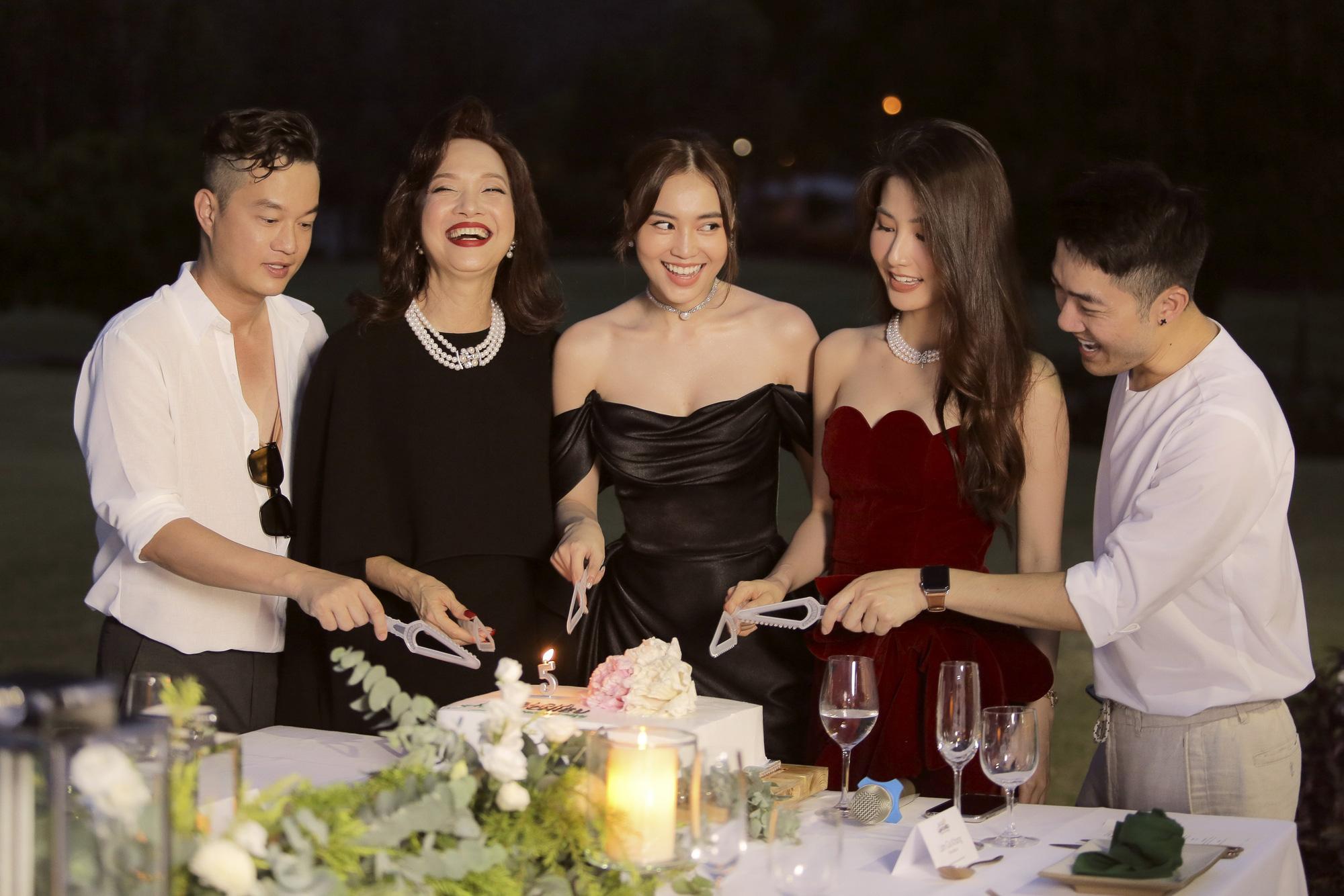 Ninh Dương Lan Ngọc tái ngộ NSND Lê Khanh, Diễm My 9X  - Ảnh 4.