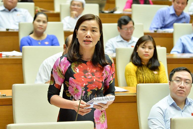 Nữ Thiếu tướng-ĐBQH: Đa số công chức hưởng lương từ ngân sách không hào hứng, yên tâm việc tạm dừng tăng lương - Ảnh 1.