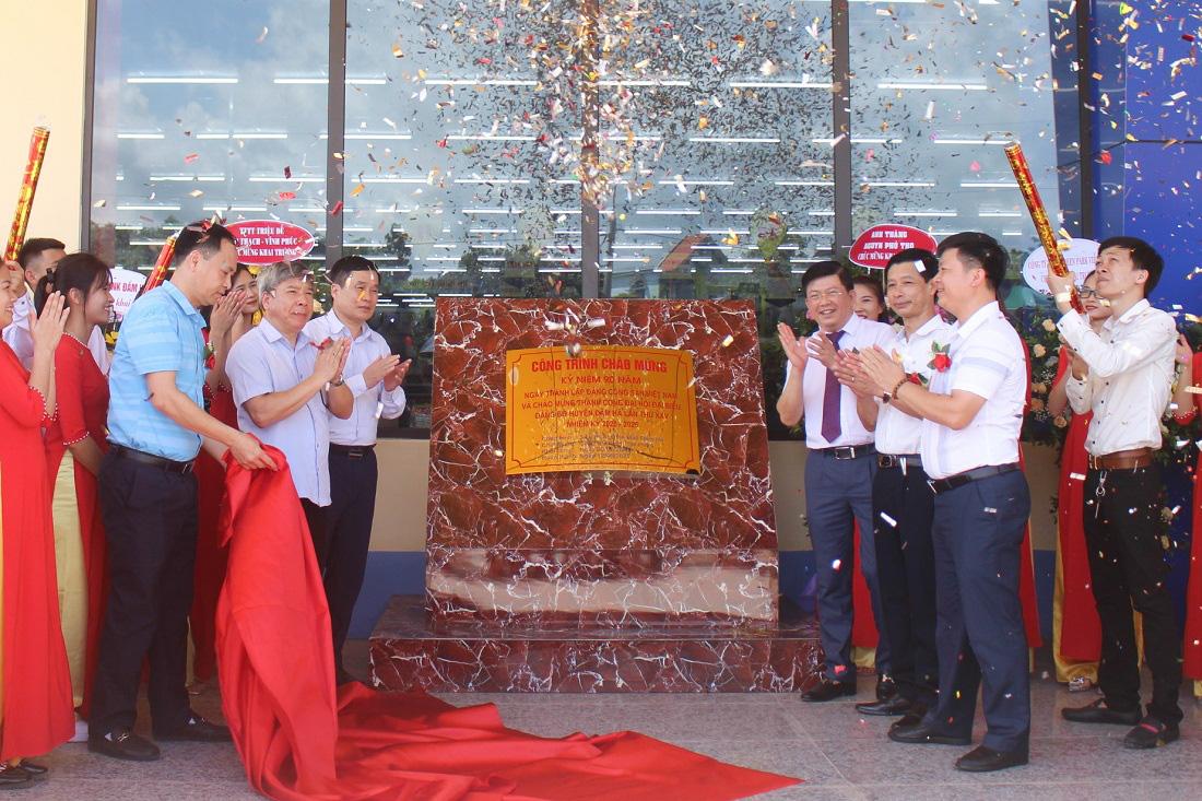 Quảng Ninh: Khai trương hệ thống siêu thị Aloha Mall đầu tiên tại Đầm Hà - Ảnh 2.