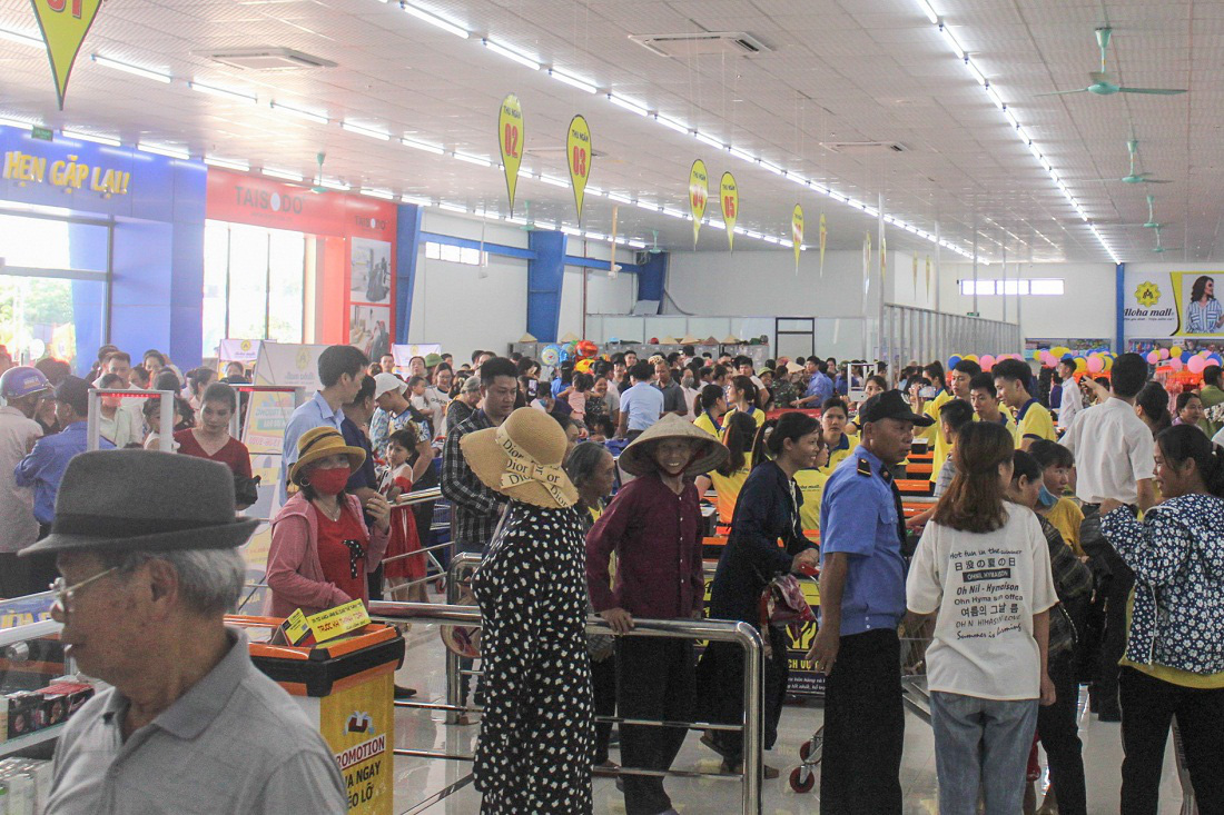 Quảng Ninh: Khai trương hệ thống siêu thị Aloha Mall đầu tiên tại Đầm Hà - Ảnh 3.