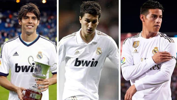 5 thương vụ thất bại của Real Madrid trong 1 thập niên qua - Ảnh 1.