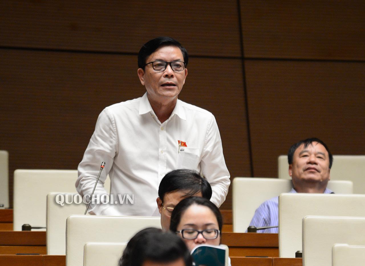 Hai đại biểu Quốc hội tranh luận về dự án khai thác vàng ở Phú Yên - Ảnh 3.