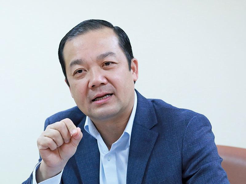 Thủ tướng bổ nhiệm ông Phạm Đức Long làm Chủ tịch Hội đồng thành viên Tập đoàn VNPT - Ảnh 1.