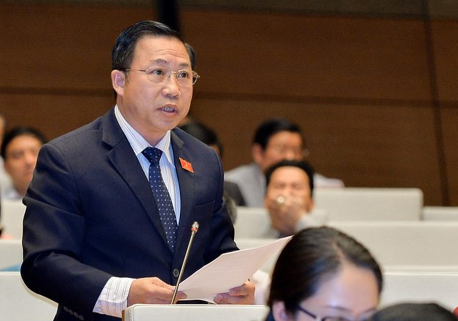 """Nhắc đến vụ án Hồ Duy Hải, ông Lưu Bình Nhưỡng nói """"sai lầm của nền Tư pháp đừng đổ lỗi cho ĐBQH"""" - Ảnh 1."""
