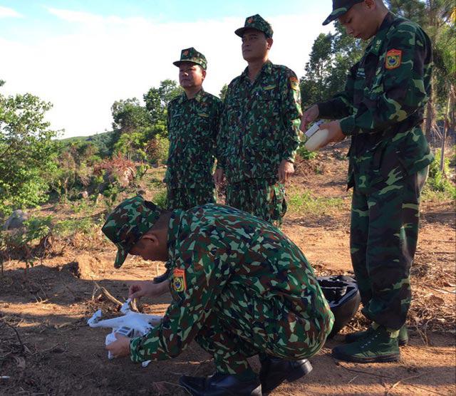 Quảng Ngãi: Kẻ báo tin vịt về đối tượng trốn trại Triệu Quân Sự bị sờ gáy  - Ảnh 3.