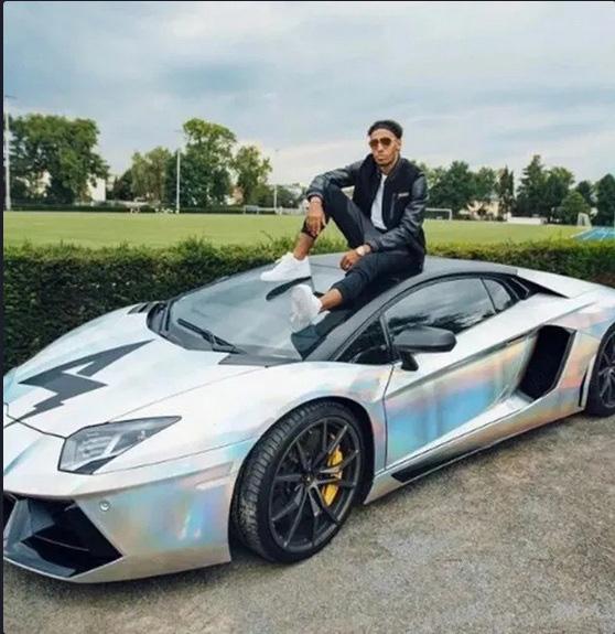 9 siêu xe đắt nhất làng bóng đá: Ronaldo không có đối thủ - Ảnh 3.