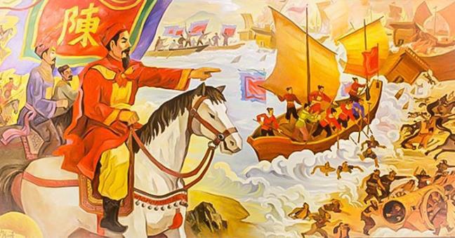 Vua nước Việt nào cởi hoàng bào đắp cho thủ cấp tướng Mông Cổ? - Ảnh 1.