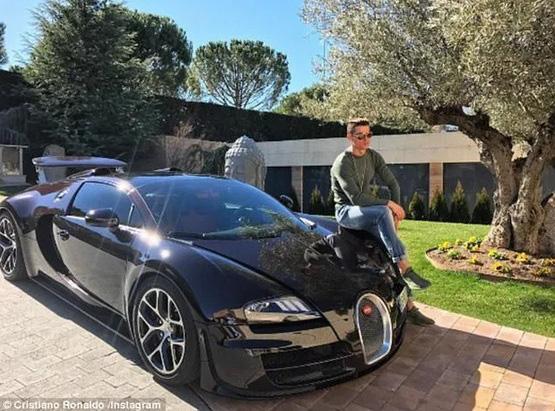 9 siêu xe đắt nhất làng bóng đá: Ronaldo không có đối thủ - Ảnh 8.