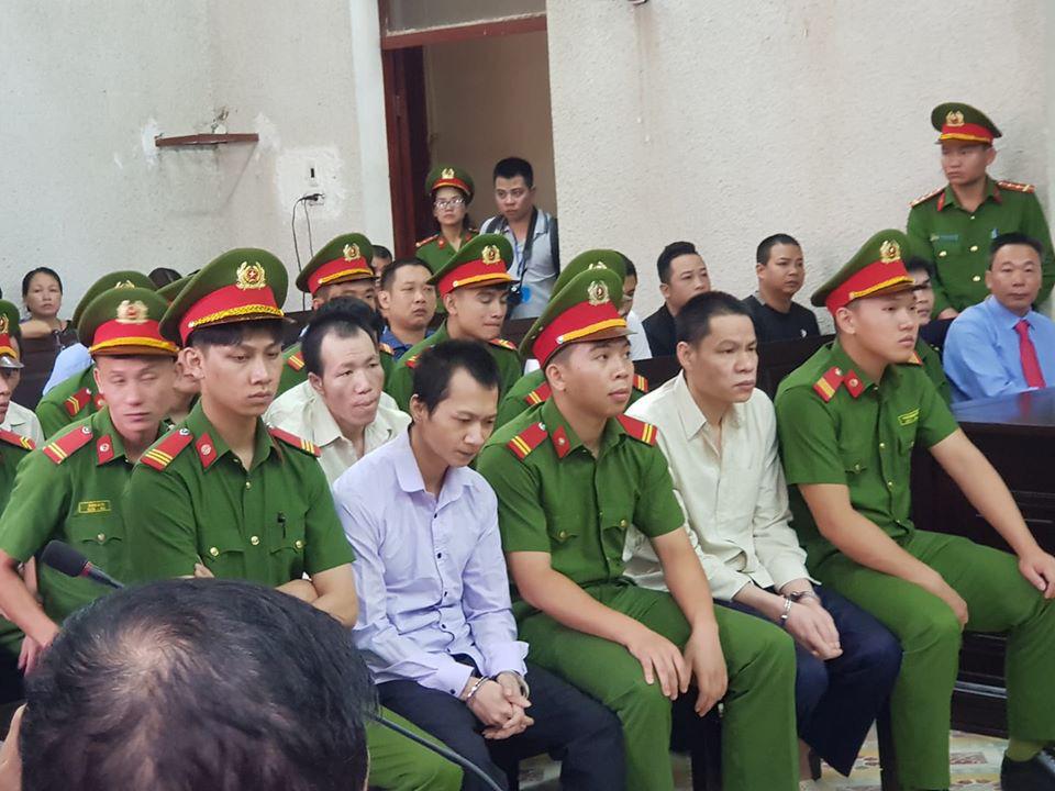 Xét xử phúc thẩm vụ án nữ sinh giao gà tại Điện Biên - Ảnh 1.