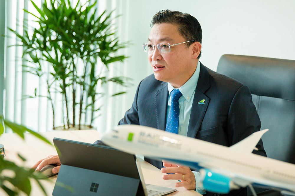 """""""Sếp lớn"""" Bamboo Airways tiết lộ điều bất ngờ của riêng mình mà không hãng bay nào có - Ảnh 1."""