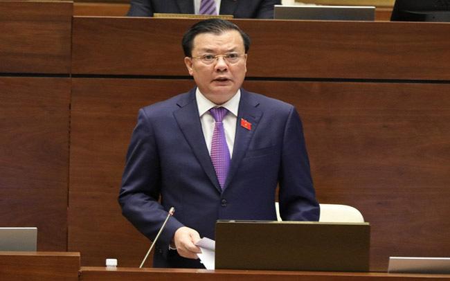 """Thu ngân sách thấp nhất trong 6 năm, Bộ trưởng Tài chính đề nghị """"cắt"""" 70% kinh phí công tác - Ảnh 1."""