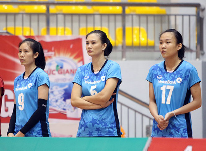 Hoa khôi bóng chuyền Phạm Thị Kim Huệ và 3 kỷ lục thách thức thời gian - Ảnh 3.
