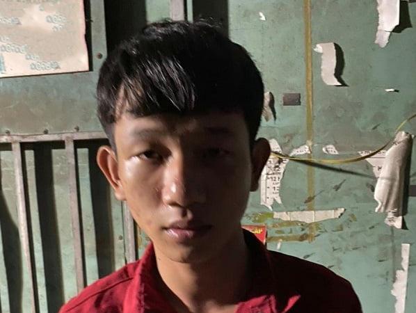 Bắt nghi phạm 19 tuổi đâm 2 người thương vong - Ảnh 1.