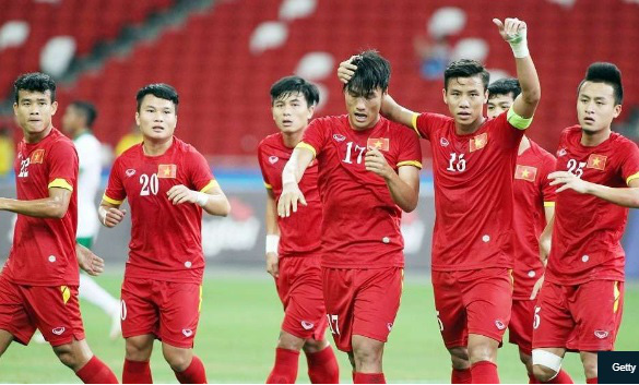 Đội hình U23 Việt Nam thua U23 Myanmar tại SEA Games 28 giờ ra sao? - Ảnh 1.