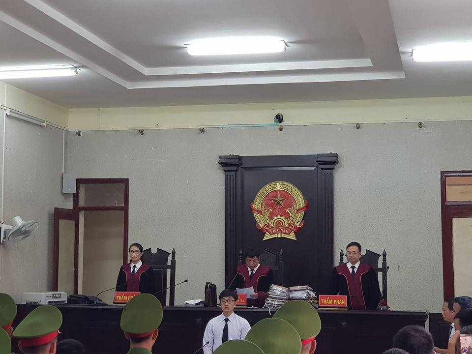 Xét xử phúc thẩm vụ án sát hại nữ sinh giao gà tại Điện Biên - Ảnh 1.