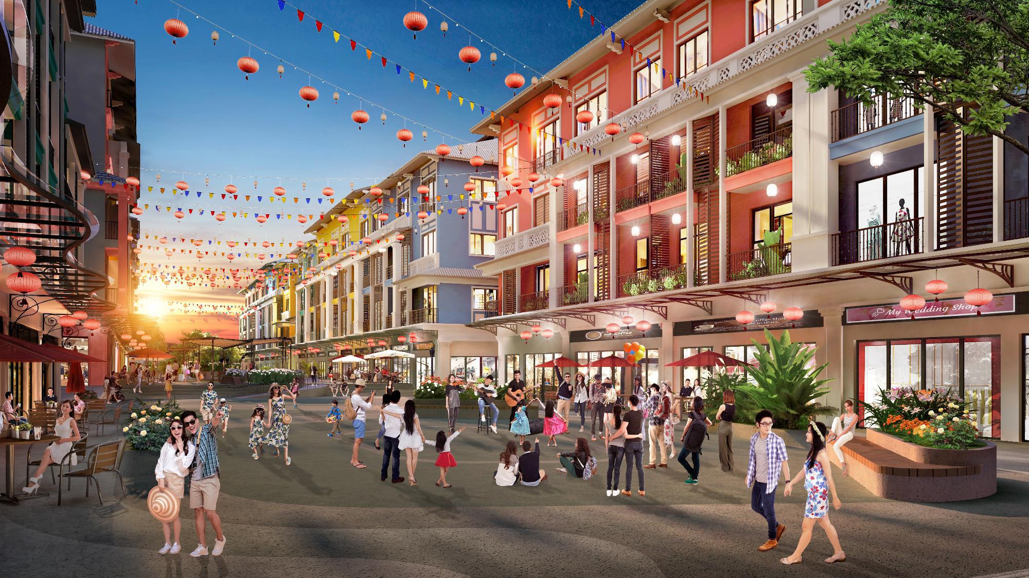 """Lộ diện loạt đơn vị phân phối cho """"siêu dự án"""" Sonasea Vân Đồn Harbor City - Ảnh 2."""