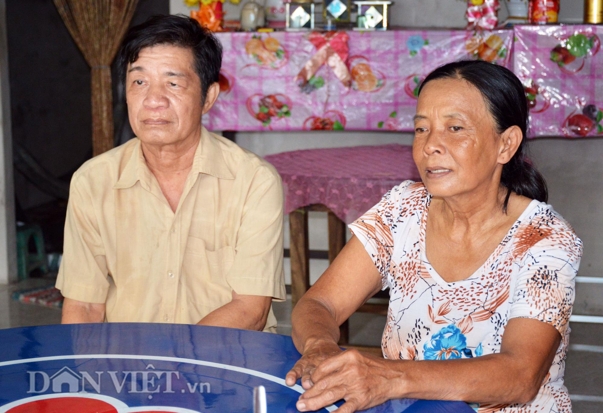 Cà Mau: Vợ chồng U70 xin được thoát nghèo - Ảnh 2.