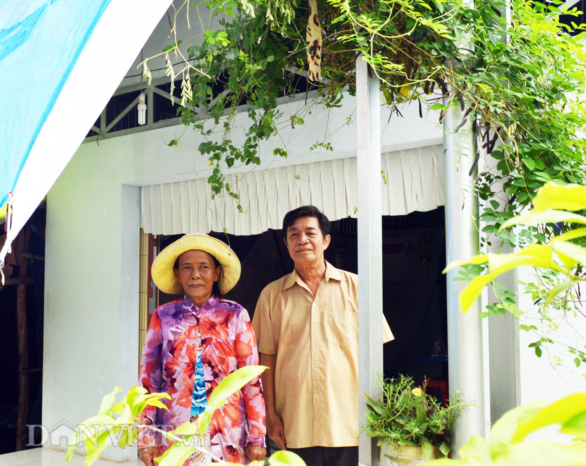 Cà Mau: Vợ chồng U70 xin được thoát nghèo - Ảnh 5.
