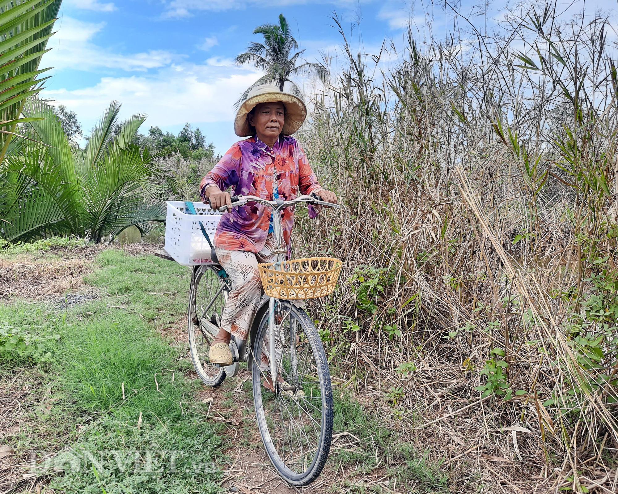 Cà Mau: Vợ chồng U70 xin được thoát nghèo - Ảnh 4.