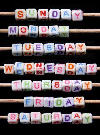 """Tại sao """"thứ Hai"""" là ngày đầu tuần, chứ không phải """"thứ Một""""? - Ảnh 1."""