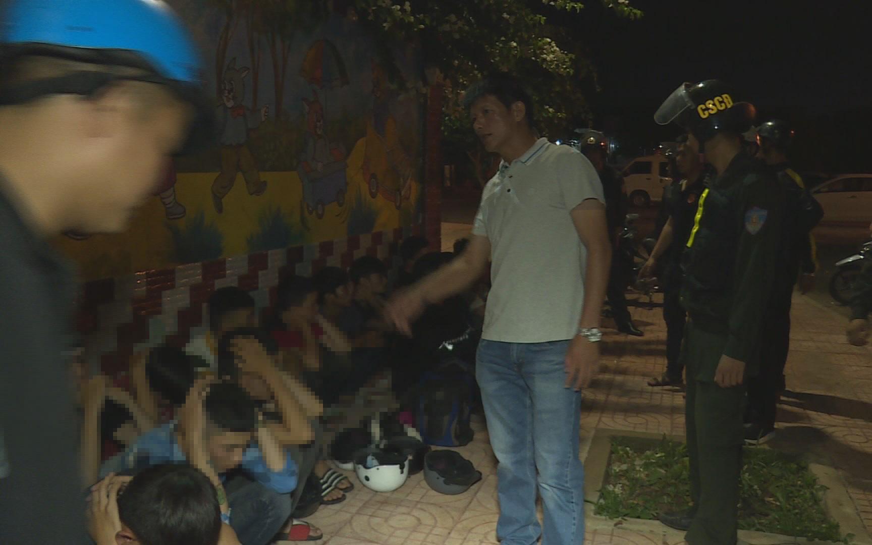 Công an Đắk Lắk ngăn chặn hàng chục học sinh hỗn chiến từ thông tin trên Zalo