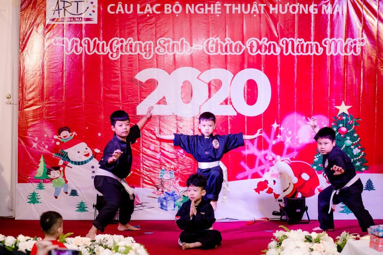 Câu lạc bộ nghệ thuật Hương Mai: Nơi chắp cánh tuổi thơ và mơ ước - Ảnh 4.