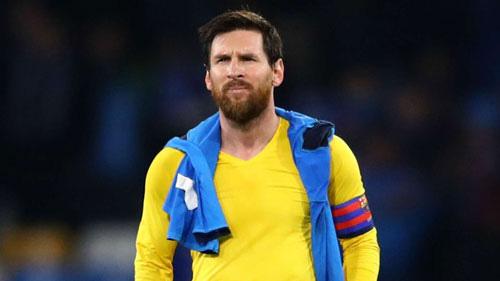Messi sắp ký hợp đồng mới với Barcelona.