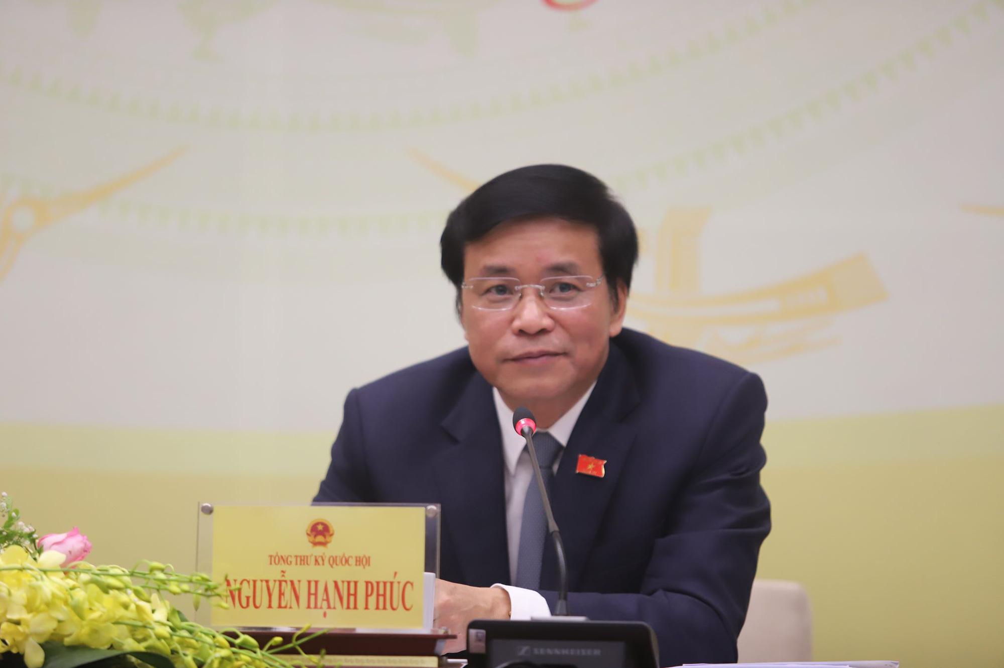Tổng Thư ký Quốc hội: Ủy ban Thường vụ Quốc hội sẽ nghe báo cáo vụ Hồ Duy Hải và quyết định - Ảnh 1.
