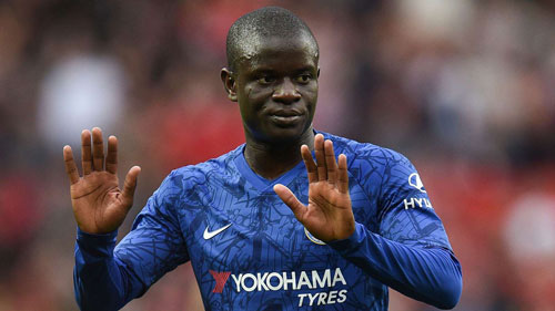 Kante sắp rời Chelsea.