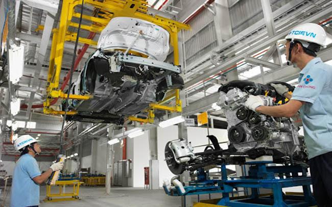 Chỉ số sản xuất công nghiệp tăng trưởng thấp nhất trong 8 năm - Ảnh 1.