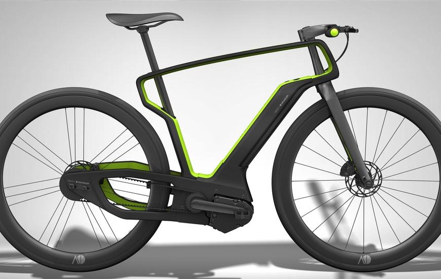 Bà Lê Diệp Kiều Trang đầu tư vào startup xe đạp sợi carbon đầu tiên trên thế giới - Ảnh 3.