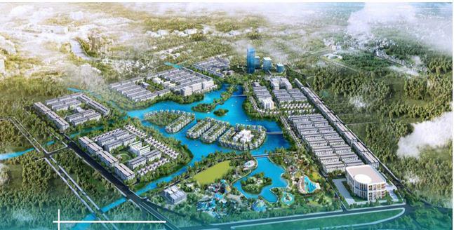 Vĩnh Yên – điểm sáng đầy tiềm năng phát triển đô thị xanh - Ảnh 1.