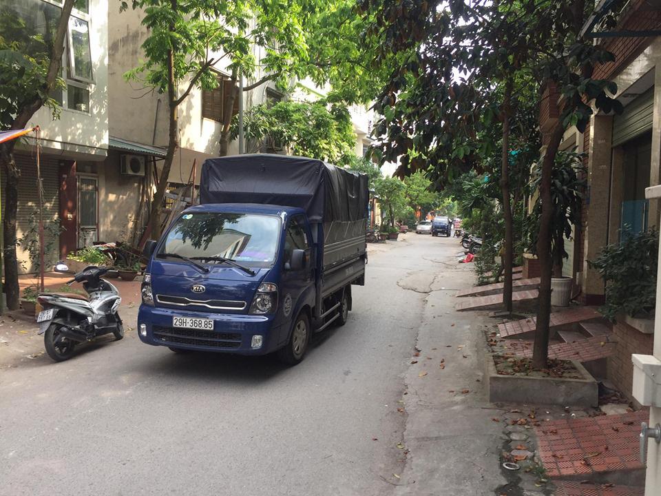 """Hà Nội: Dân bức xúc về đoạn đường cứ mưa là biến """"thành sông"""" - Ảnh 1."""