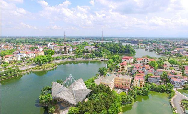 Vĩnh Yên – điểm sáng đầy tiềm năng phát triển đô thị xanh - Ảnh 2.