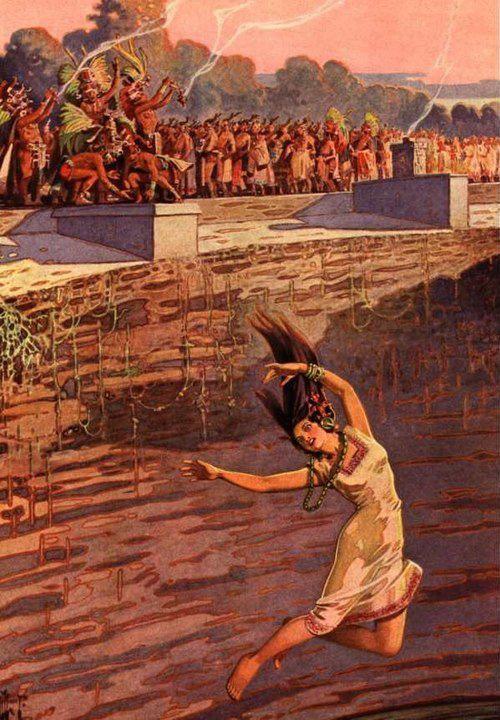 7 nghi lễ hiến tế người sống rùng rợn nhất thế giới - Ảnh 2.